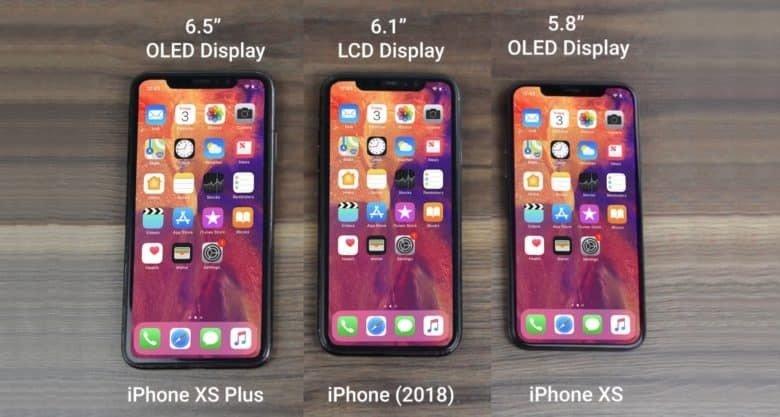 iPhone 5, 6, 7, 8, X ( S – Plus – Max ) Ekran Değişimi Fiyatları
