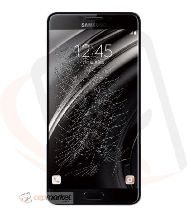 Samsung C7 Siyah AA Ekran Değişimi