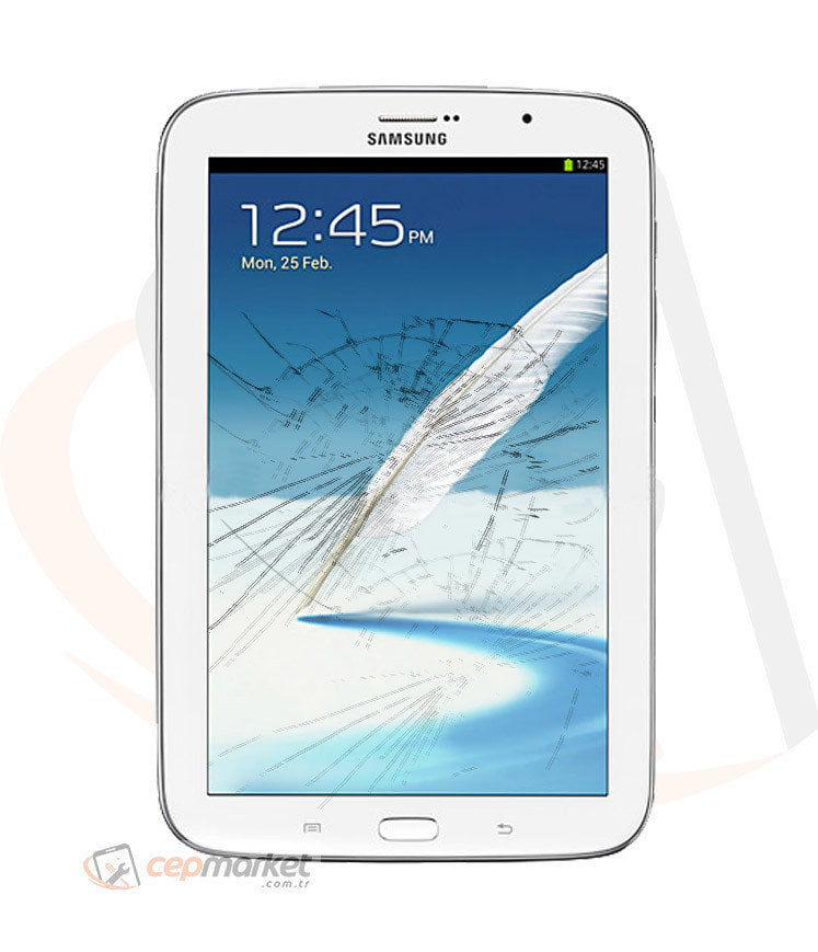 Samsung Galaxy Note 8 N5110 Cam Değişimi