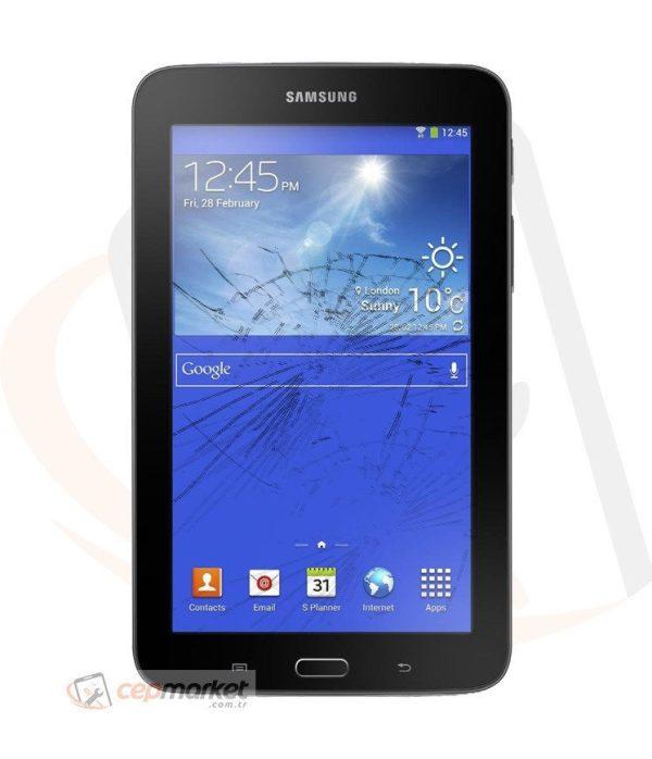 Samsung Galaxy Tab T113 Cam Değişimi