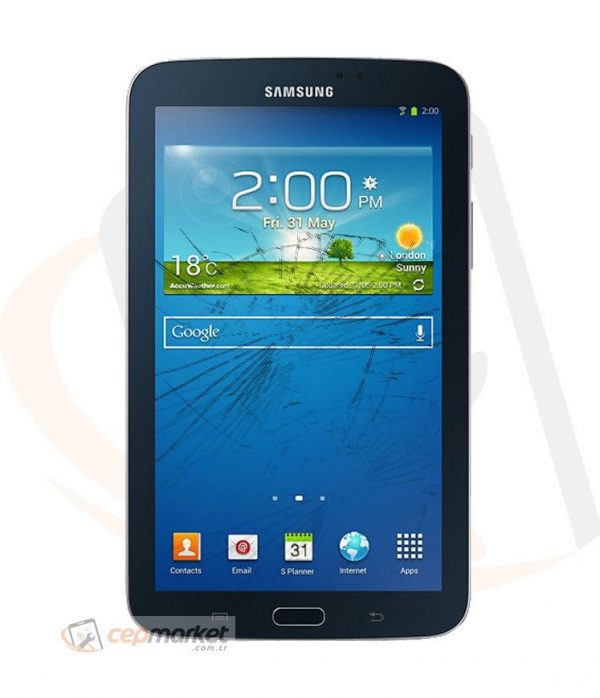 Samsung Galaxy Tab T116 Cam Değişimi