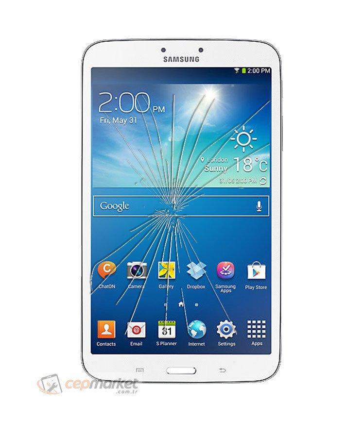 Samsung Galaxy Tab T300 Cam Değişimi