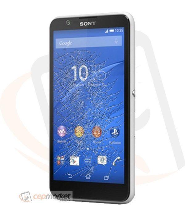 Sony Xperia E4 Ekran Değişimi