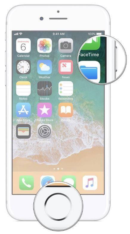 Apple iPhone Ekran Görüntüsü Alma