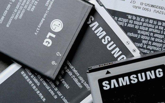 Samsung Yeni Batarya İlk Şarj