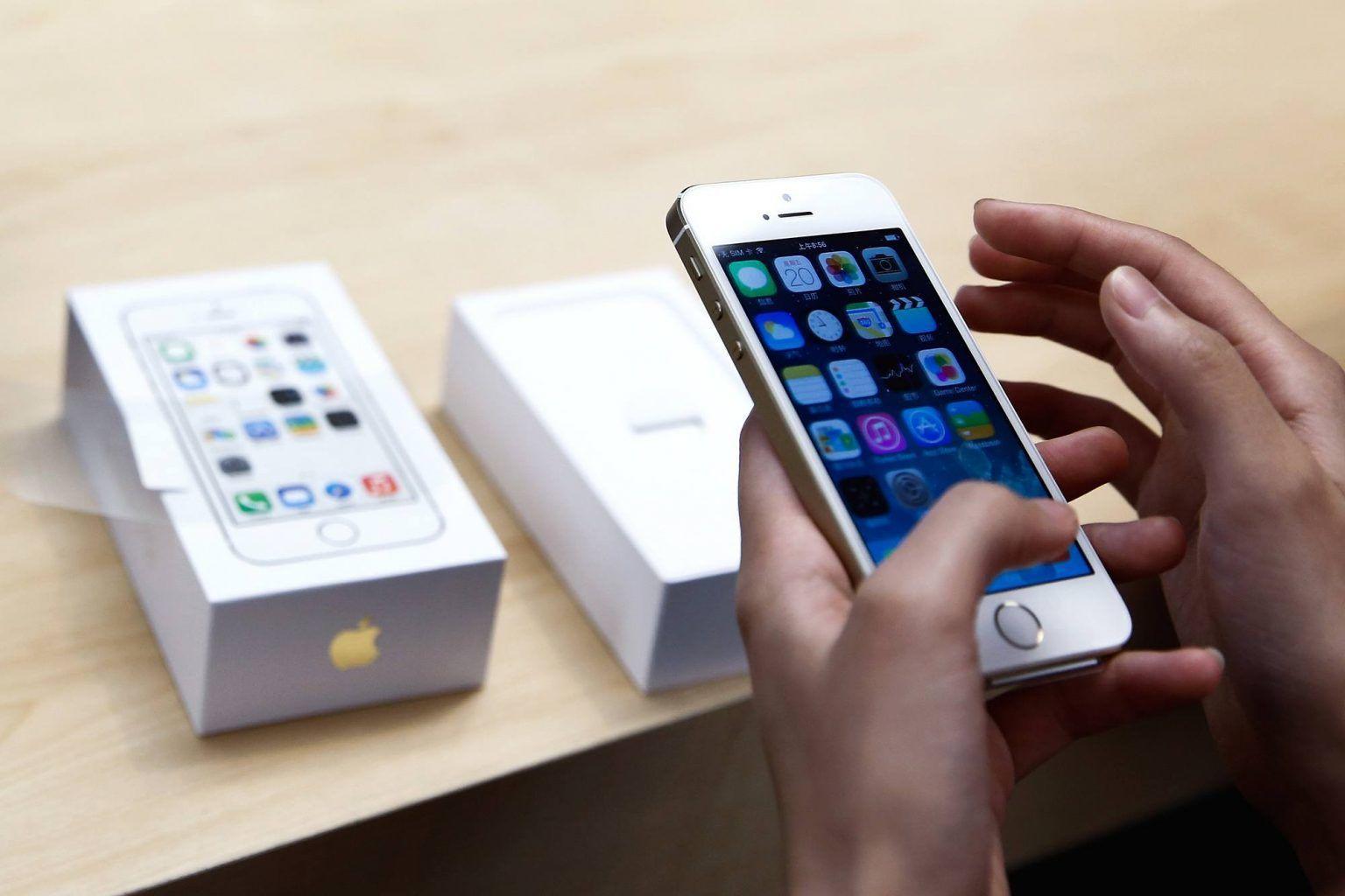 iPhone Uygulama Gizleme