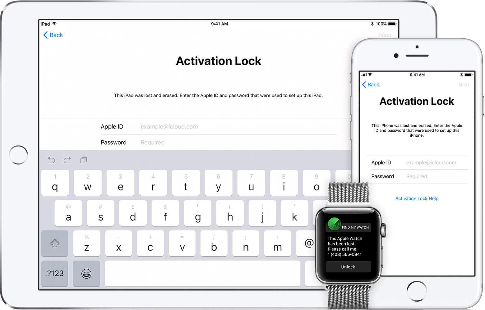 iPhone Etkinleştirme Kilidi Kırma