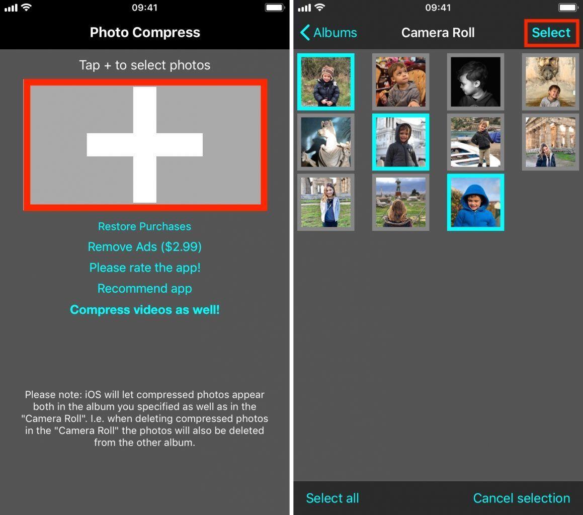 iPhone Fotoğraf Resim Boyutu Küçültme