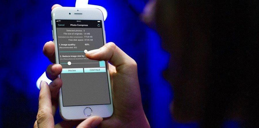 iPhone Ekranda Renkli Çizgiler