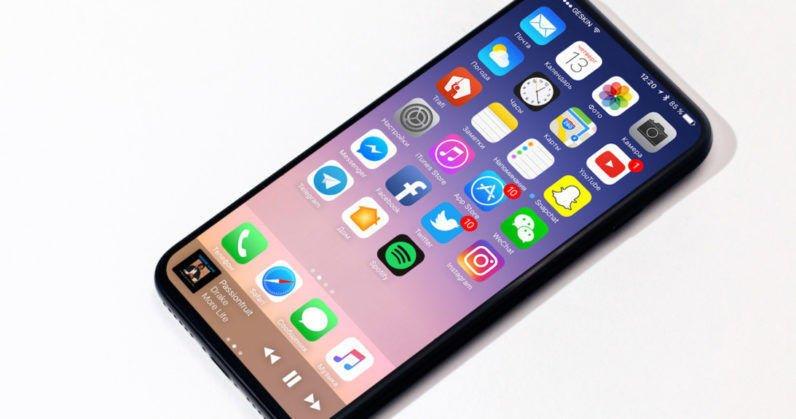 iPhone Ön Cam Değişimi
