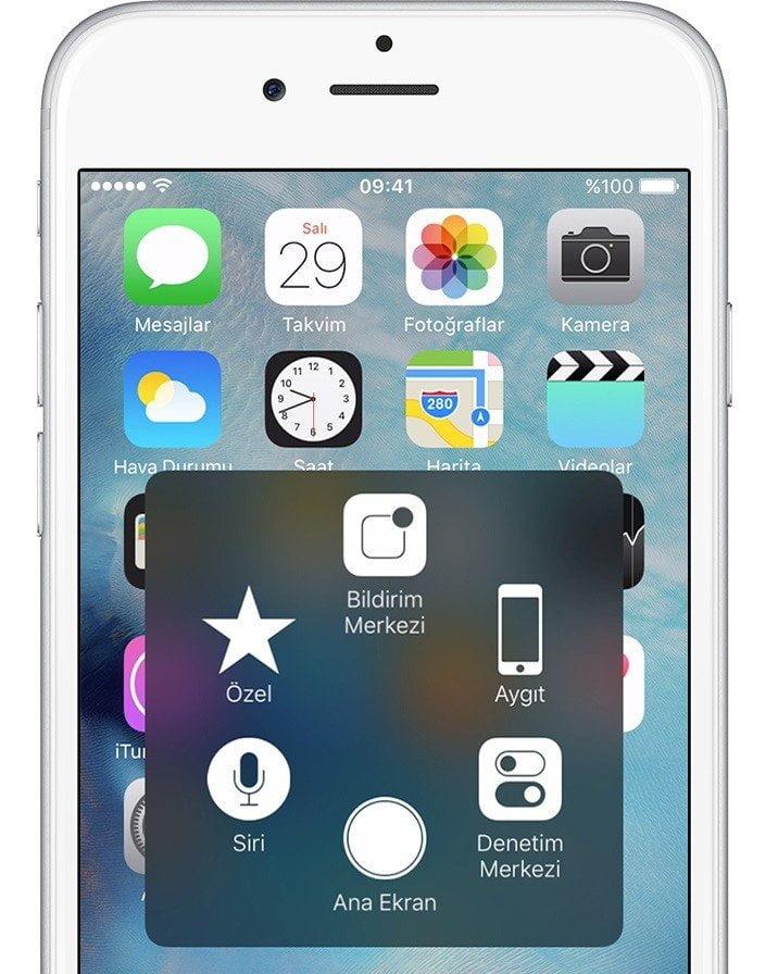 iPhone Sessiz Tuşu Bozuldu