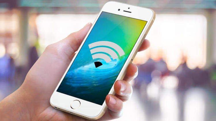 iPhone Wifi Şifresi Değiştirme