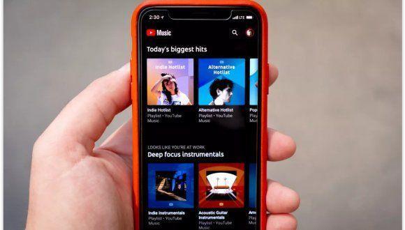iPhone'da Arka Planda Youtube Müzik Dinleme
