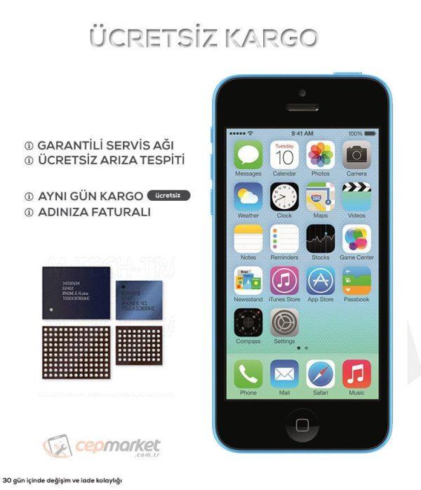 iPhone 5c Dokunmatik Entegresi Değişimi