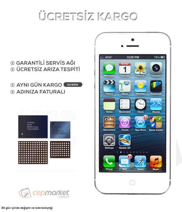 iPhone 5s Dokunmatik Entegresi Değişimi