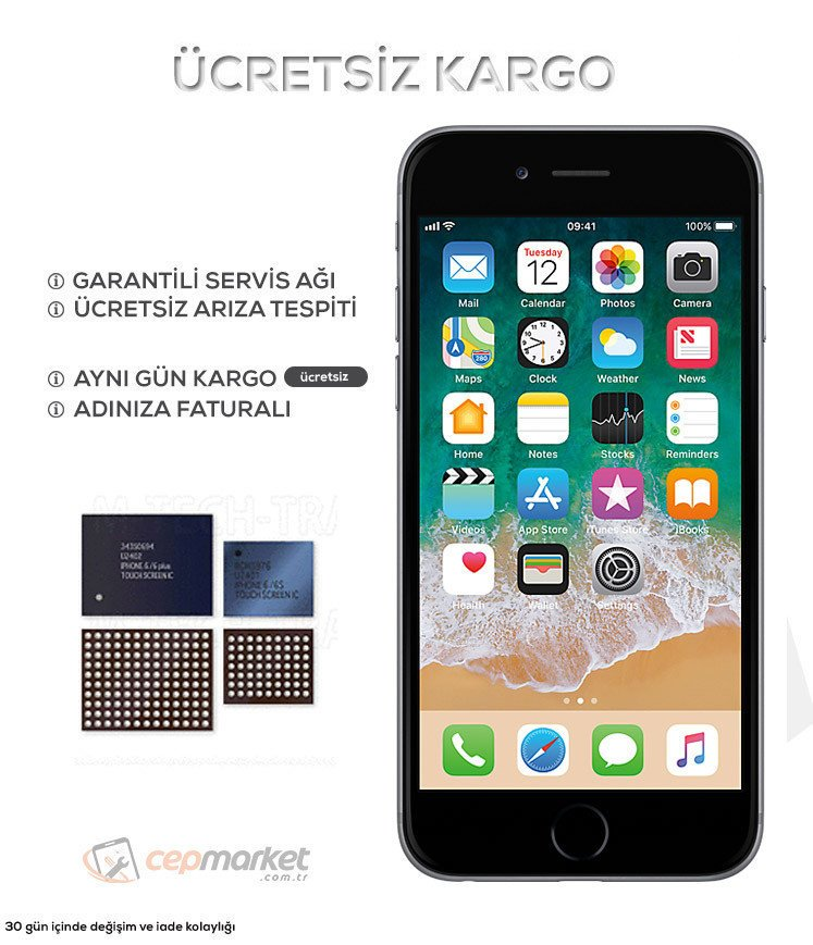 iPhone 6 Plus Dokunmatik Entegresi