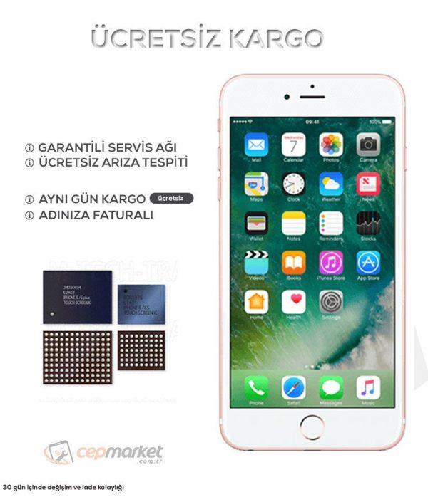 iPhone 6s Plus Dokunmatik Entegresi Değişimi