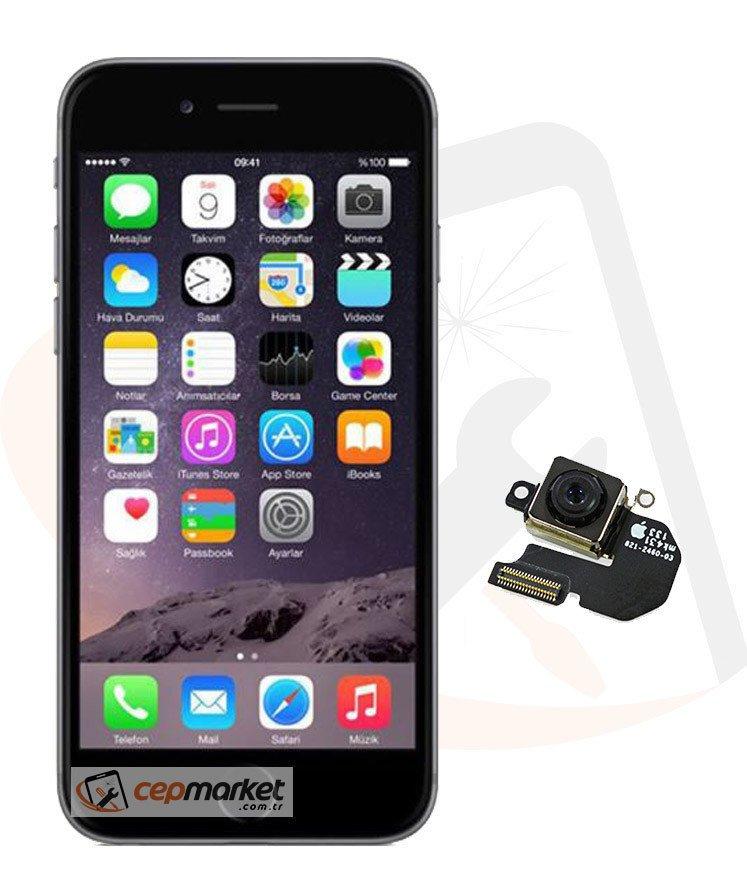 iPhone 6s Plus Ön Kamera Değişimi
