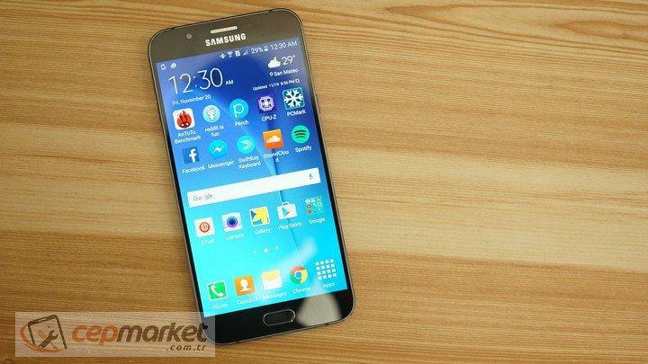 Samsung Ön Cam Değişimi Nasıl Yapılır?