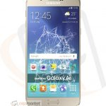 Samsung A8 2015 Gold Ön Cam Değişimi