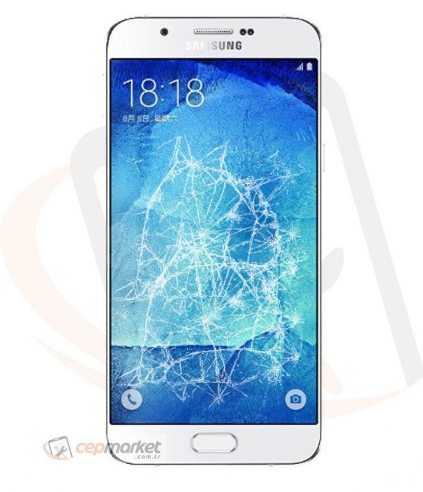 Samsung A8 Ön Cam Değişimi