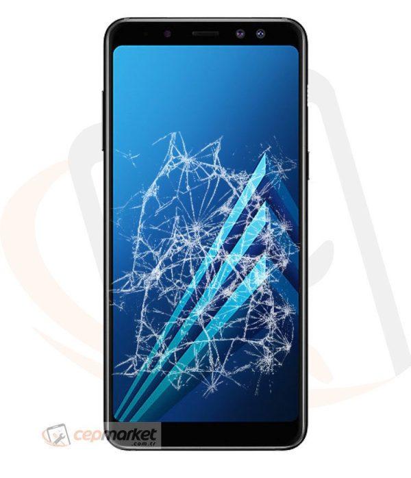 Samsung A8 2018 Ön Cam Değişimi