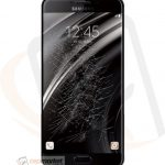 Samsung C7 Siyah AA Ön Cam Değişimi
