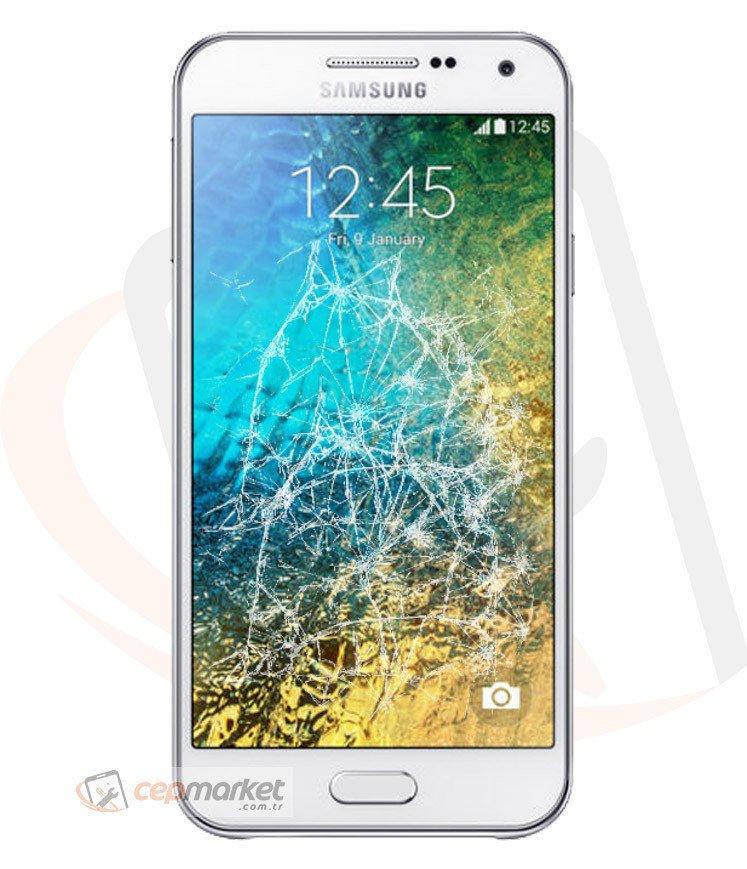 Samsung E5 Ön Cam Değişimi