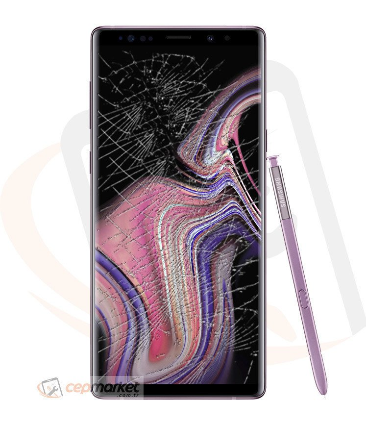 Samsung Galaxy Note 9 Ön Kamera Değişimi