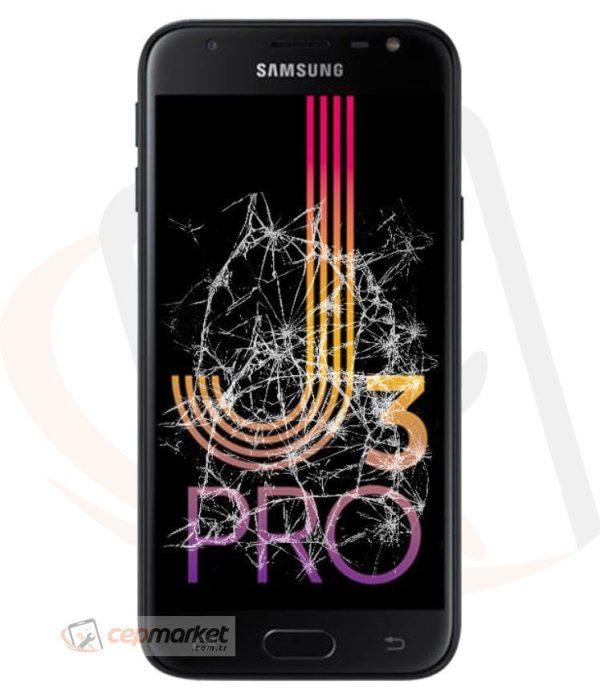Samsung J3 Pro Ön Cam Değişimi
