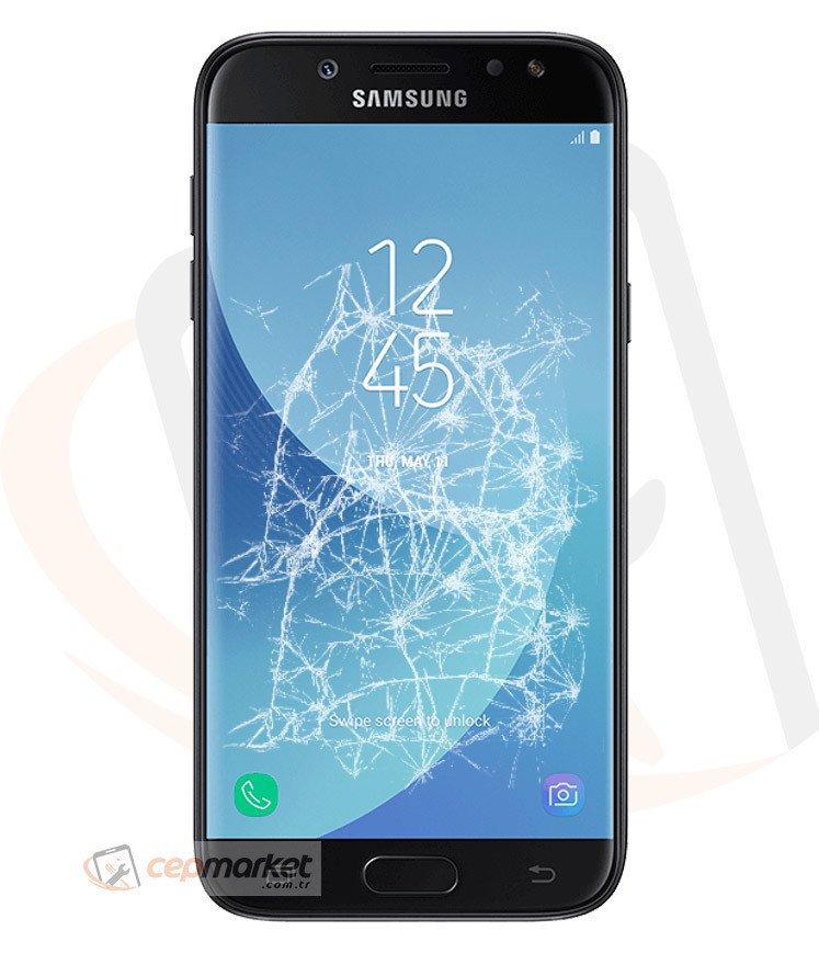 Samsung J5 2017 Ön Kamera Değişimi