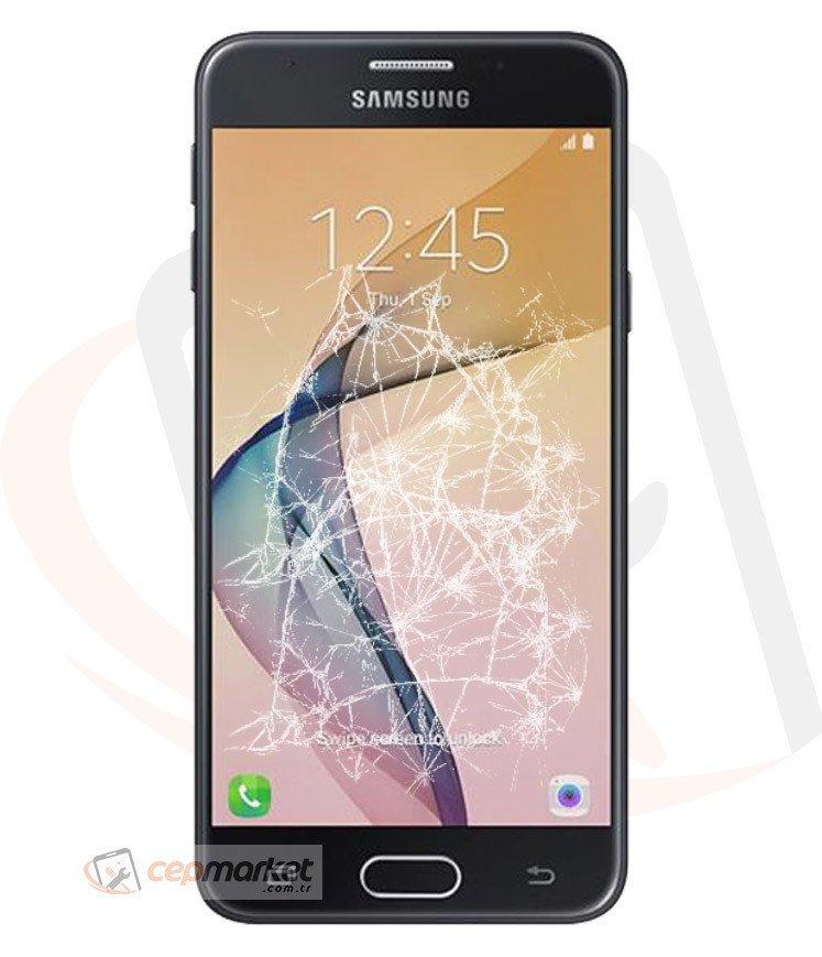 Samsung J5 Prime Ön Kamera Değişimi