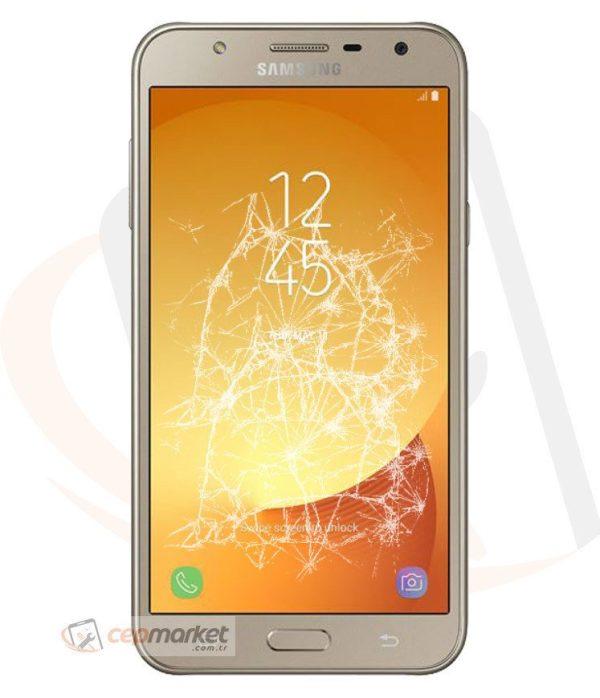 Samsung J5 Pro Ön Cam Değişimi