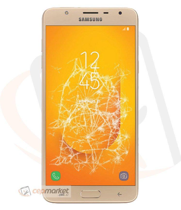 Samsung J7 DUO Ön Kamera Değişimi