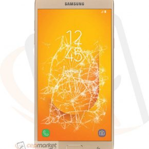 Samsung J7 Max Ön Cam Değişimi