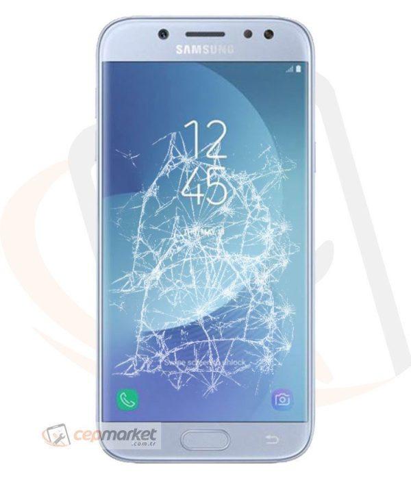 Samsung J7 Ön Cam Değişimi