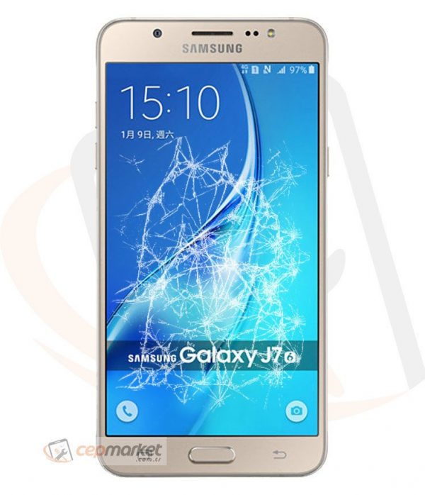 Samsung J710 Ön Cam Değişimi