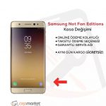 Samsung Not Fan Editions Kasa Değişimi