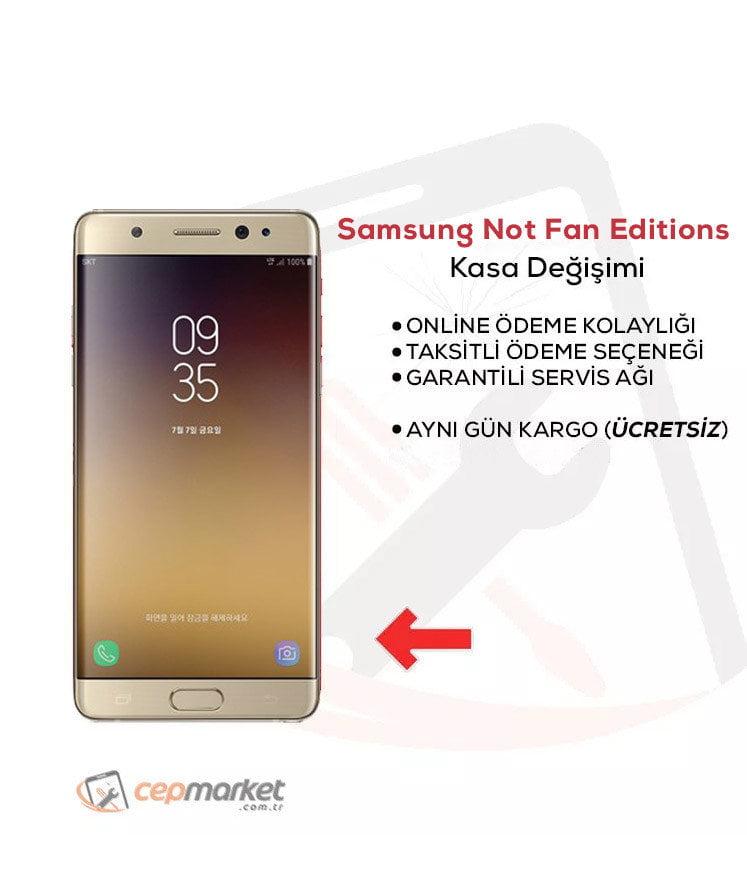 Samsung Not Fan Editions Şarj Entegresi