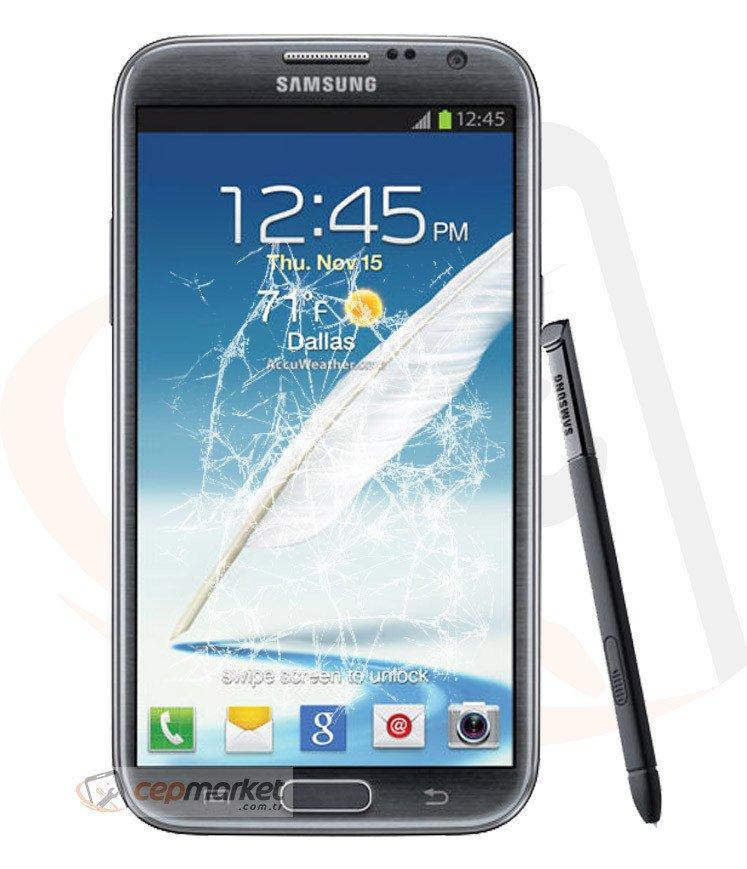 Samsung Note 2 Ön Kamera Değişimi