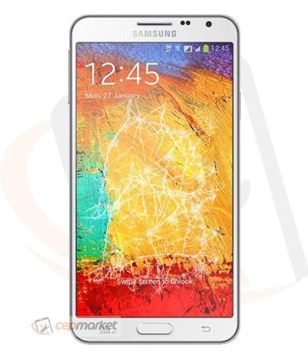 Samsung Note 3 Ön Cam Değişimi