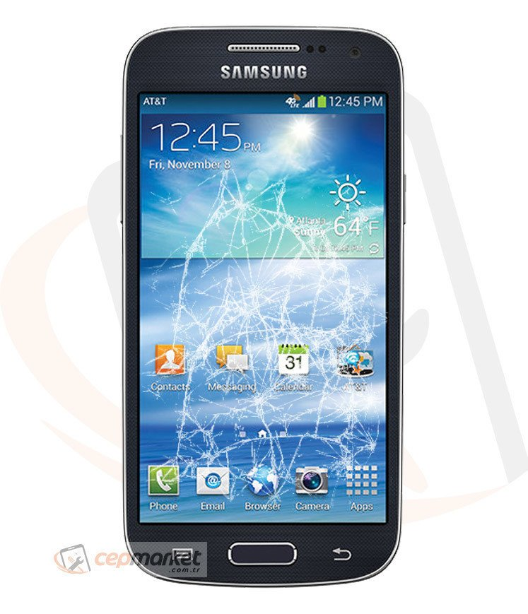 Samsung S4 Mini Ön Cam Değişimi