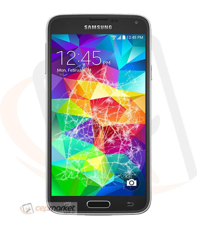 Samsung S5 Ön Cam Değişimi
