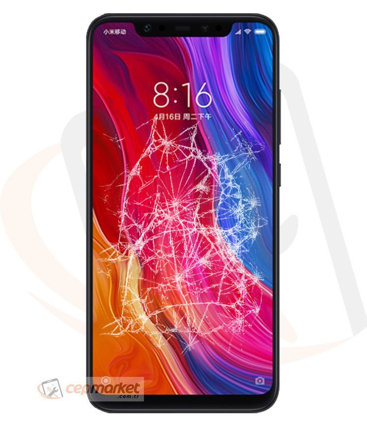 Xiaomi Pocophone Ekran Değişimi