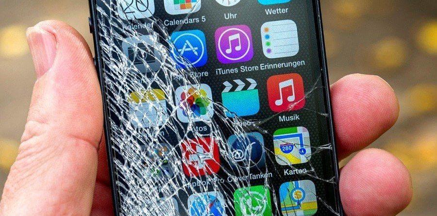 Telefon Ekran Çatlaması Nasıl Giderilir?