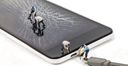 Cep Telefonu Kırık Çatlak Ön Cam Değişimi Fiyatları
