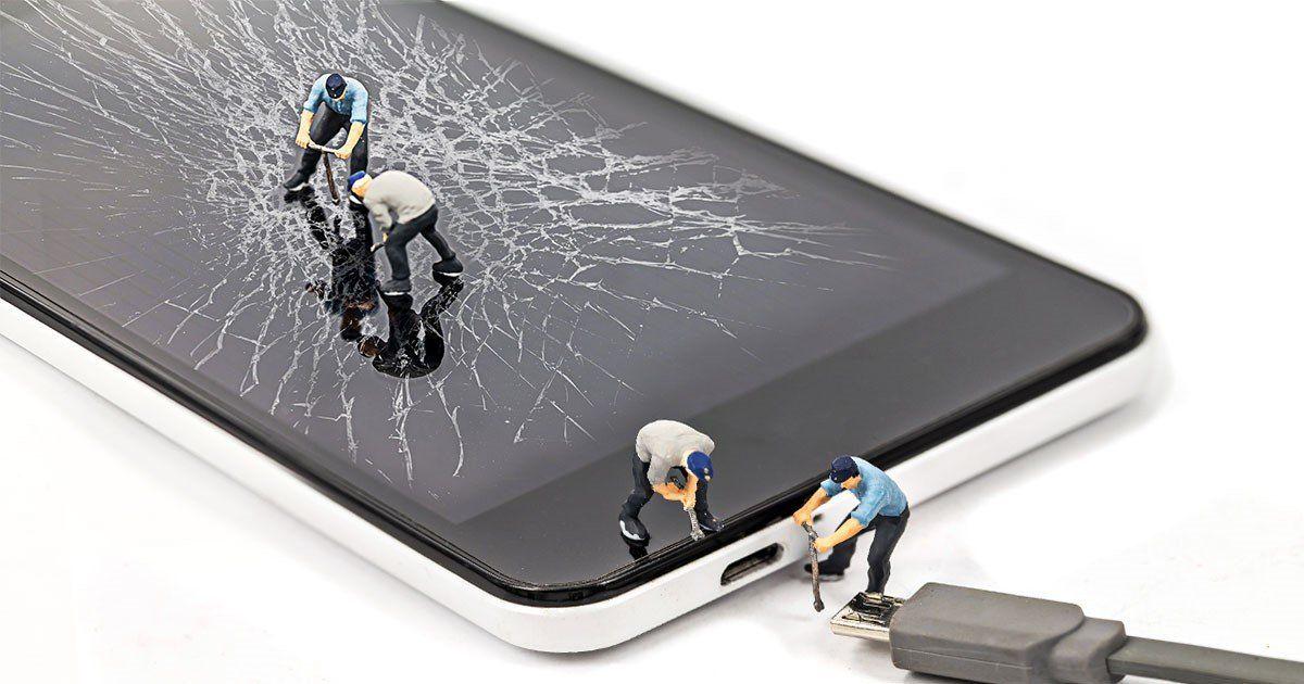 Ekran Kırık Telefon Garantiye Girer mi?