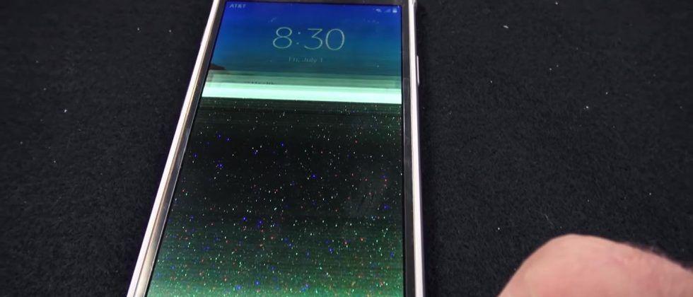 Telefona Su Döküldü Ekran Gelmiyor
