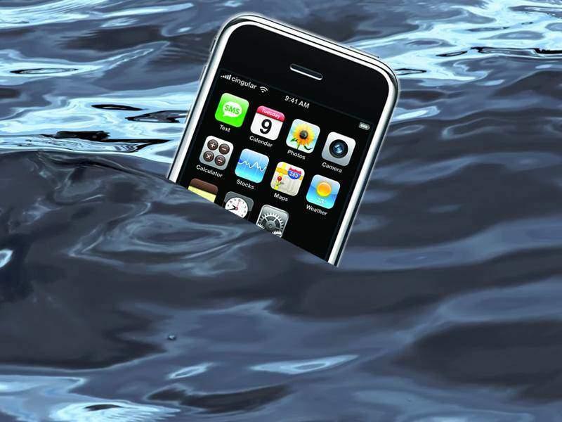 iPhone Su Kaçtı Ses Çıkmıyor