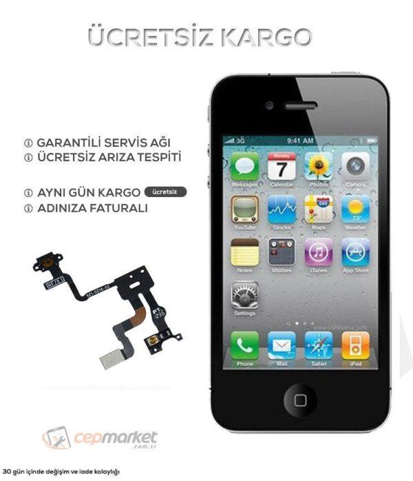iPhone 4s Açma Kapatma Power Güç Tuşu Değişimi